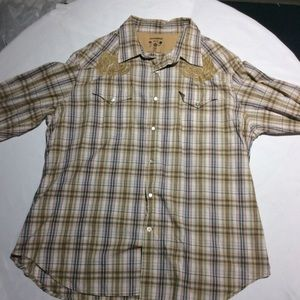 Guess Jeans  Vintage Western Shirt